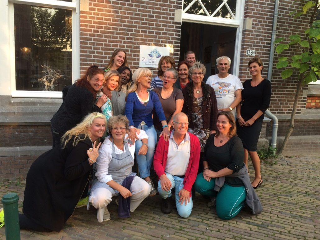 Vrijwilligers Zuiderlicht Breda